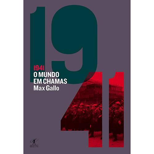 Livro - 1941 - o Mundo em Chamas