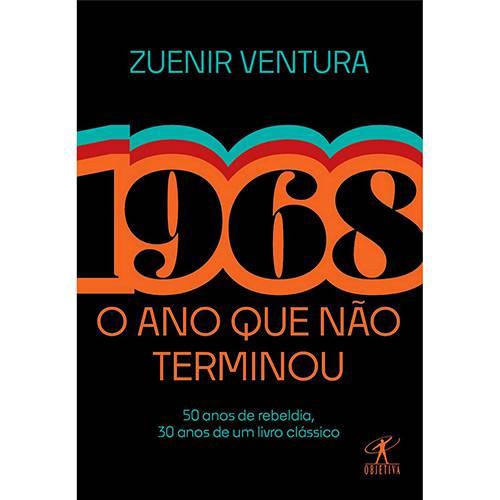 Livro - 1968: o Ano que não Terminou
