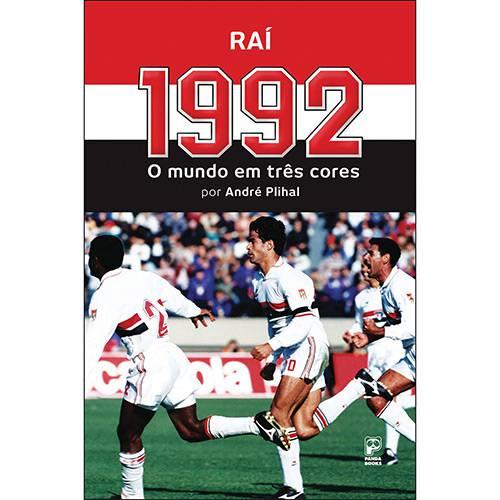 Livro - 1992: o Mundo em Três Cores