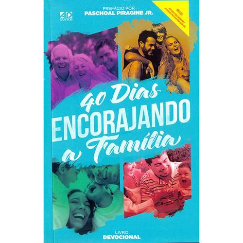 Livro - 40 Dias Encorajando a Família