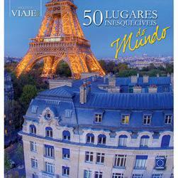 Livro - 50 Lugares Inesquecíveis do Mundo
