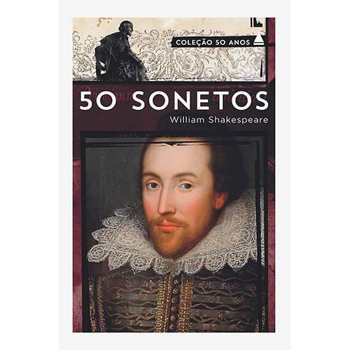 Livro - 50 Sonetos