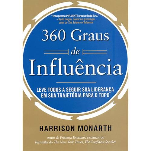 Livro - 360 Graus de Influência