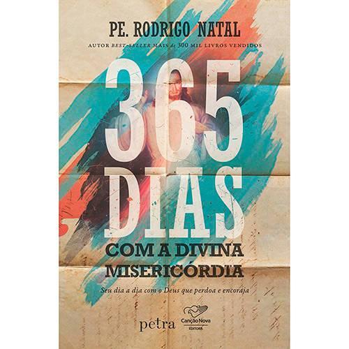 Livro - 365 Dias com a Divina Misericórdia