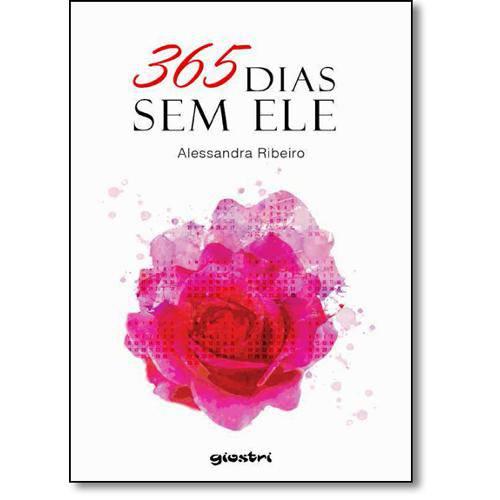 Livro - 365 Dias Sem Ele