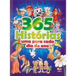 Livro - 365 Histórias: uma para Cada Dia do Ano