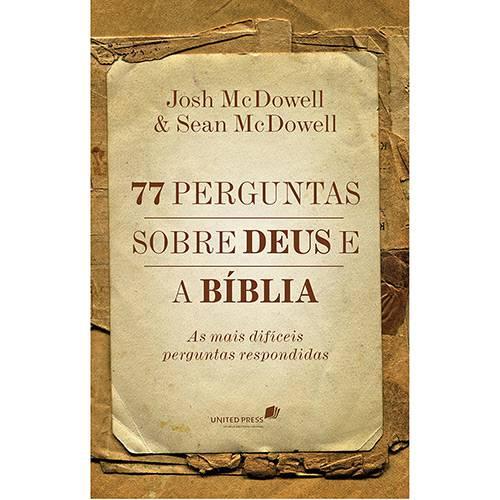 Livro - 77 Perguntas Sobre Deus e a Bíblia