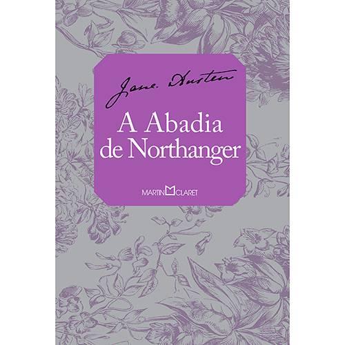 Livro - a Abadia de Northanger