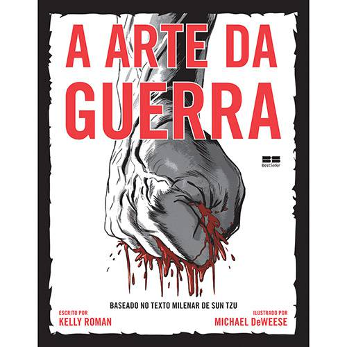 Livro - a Arte da Guerra: Graphic Novel