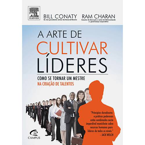 Livro - a Arte de Cultivar Líderes