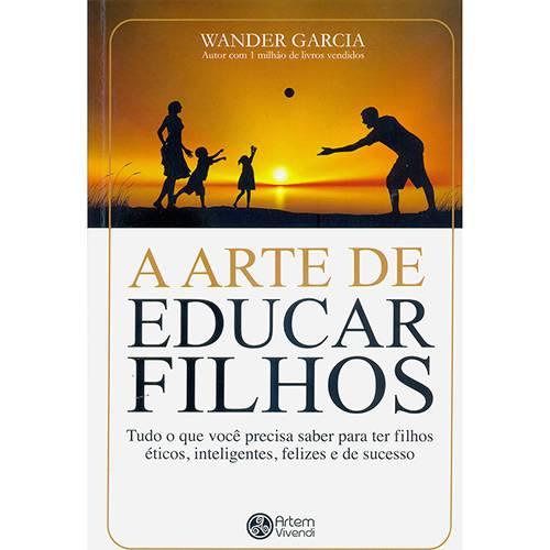 Livro - a Arte de Educar Filhos