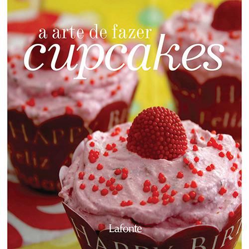 Livro - a Arte de Fazer Cupcakes
