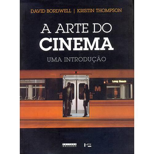 Livro - a Arte do Cinema: uma Introdução