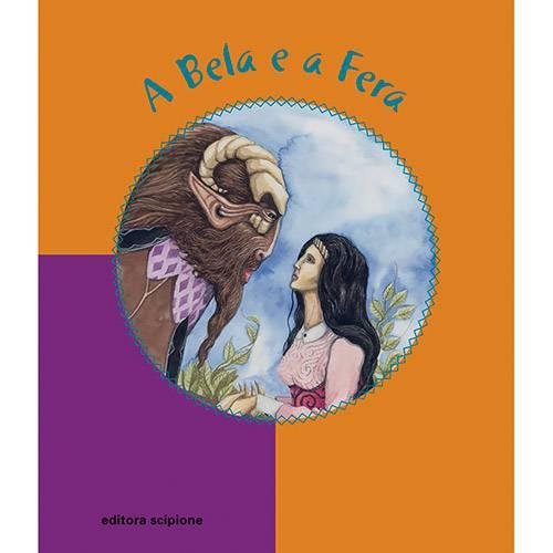 Livro - a Bela e a Fera: Conto Ilustrado