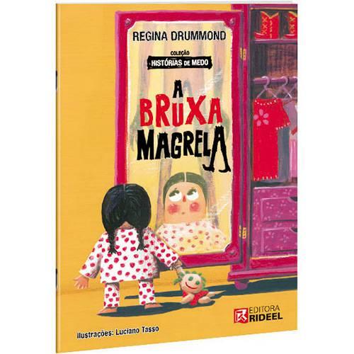 Livro - a Bruxa Magrela