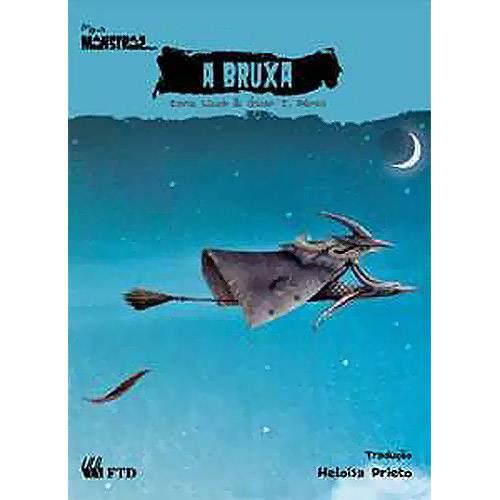 Livro - a Bruxa