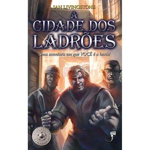 Livro - a Cidade dos Ladrões