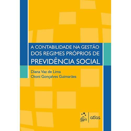 Livro - a Contabilidade na Gestão dos Regimes Próprios de Previdência Social