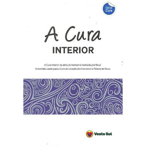 Livro a Cura Interior