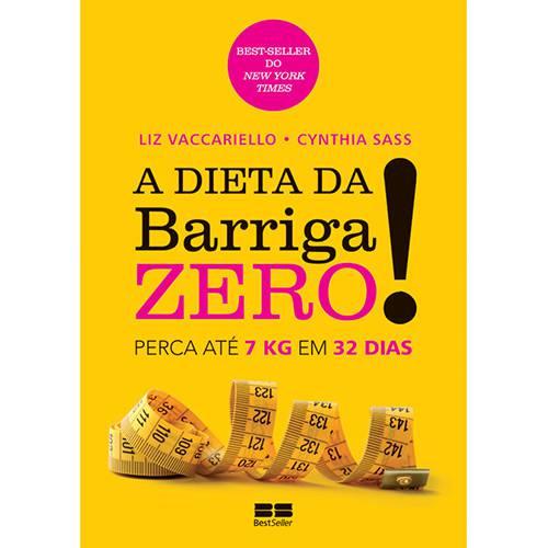 Livro - a Dieta da Barriga Zero!