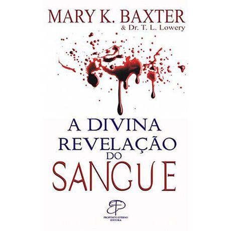 Livro a Divina Revelação do Sangue