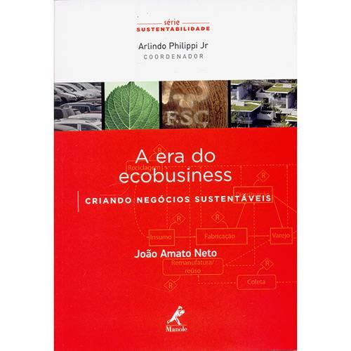 Livro - a Era do Ecobusiness
