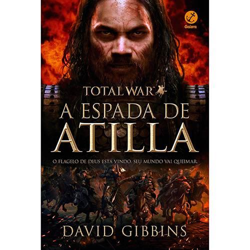 Livro - a Espada de Atilla - Total War