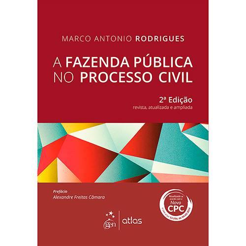 Livro - a Fazenda Pública no Processo Civil
