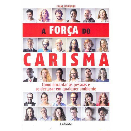 Livro a Força do Carisma