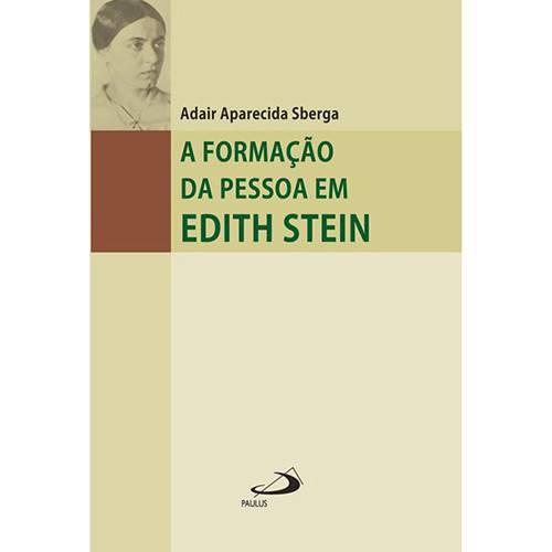 Livro - a Formação da Pessoa em Edith Stein