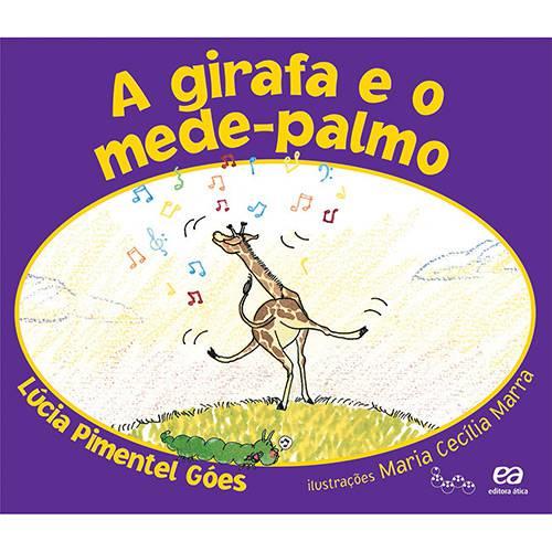 Livro: a Girafa e o Mede-Palmo