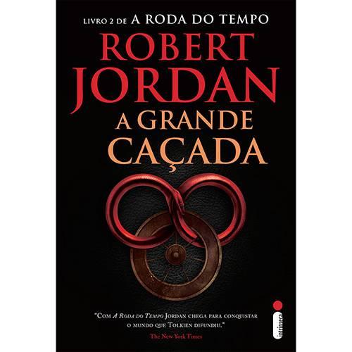 Livro - a Grande Caçada - a Roda do Tempo - Vol. 2