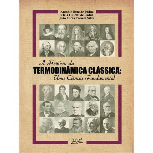 Livro a História da Termodinâmica Clássica