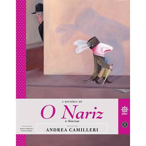 Livro - a História de o Nariz: de Nikolai Gogol