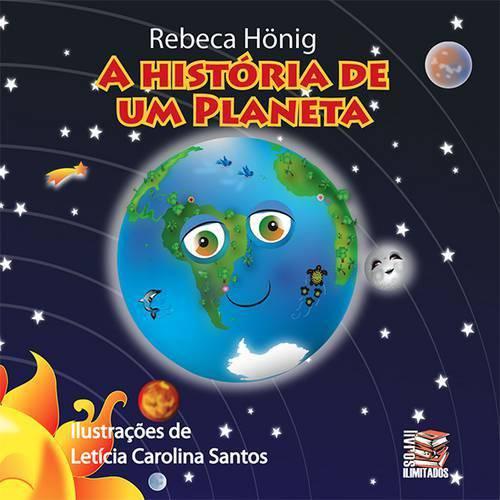 Livro - a História de um Planeta