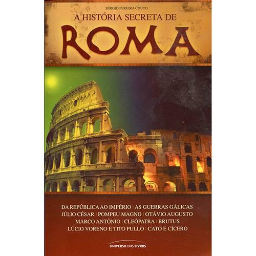 Livro - a História Secreta de Roma