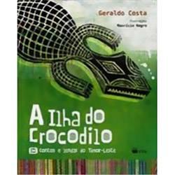 Livro - a Ilha do Crocodilo: Contos e Lendas do Timor-Leste