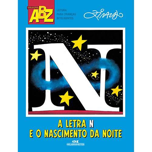 Livro - a Letra N e o Nascimento da Noite