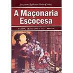 Livro - a Maçonaria Escocesa