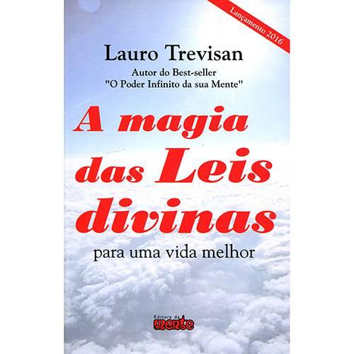 Livro - a Magia das Leis Divinas: para uma Vida Melhor