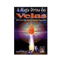 Livro - a Magia Divina das Velas