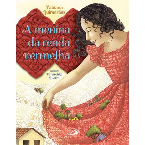 Livro - a Menina da Renda Vermelha
