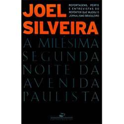 Livro - a Milésima Segunda Noite da Avenida Paulista