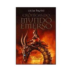 Livro - a Missão de Senar - Crônicas do Mundo Emerso - Vol. 2