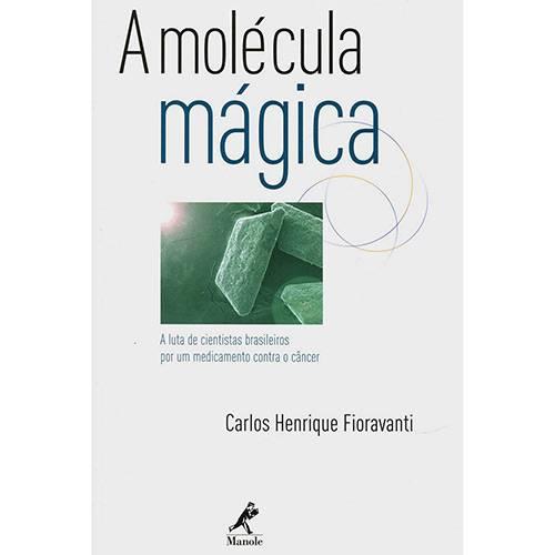 Livro - a Molécula Mágica