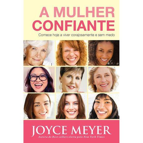 Livro a Mulher Confiante