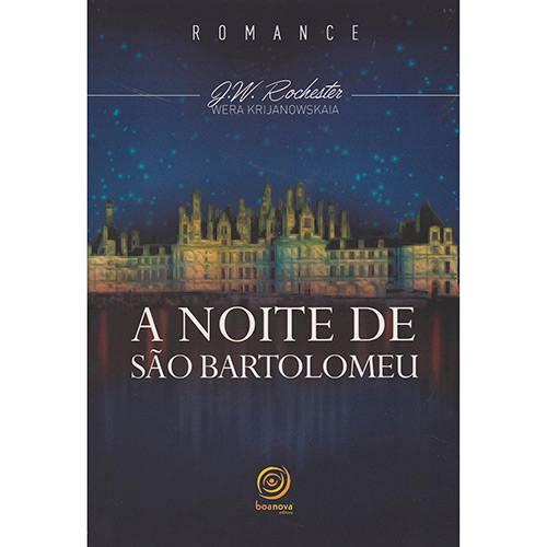 Livro - a Noite de Sao Bartolomeu