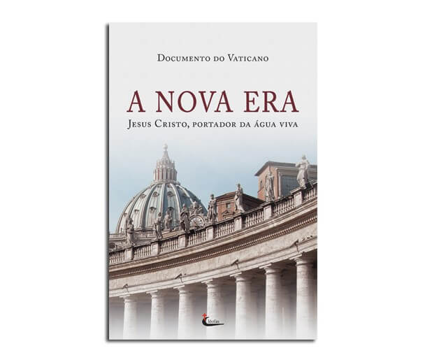 Livro - a Nova Era - Jesus Cristo, Portador da Água Viva | SJO Artigos Religiosos