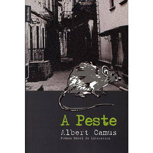 Livro - a Peste