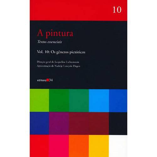 Livro - a Pintura: Textos Essenciais - Gêneros Pictóricos - Vol. 10